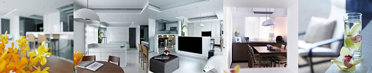室內設計-博森設計工程有限公司:極緻簡約風,流行時尚風,大器品味風,悠閒自然風,商業空間風