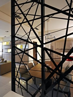 室內設計-大器品味風:上林苑蔡公館