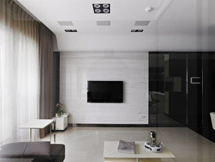 室內設計-極緻簡約風:文山秀樹陳公館