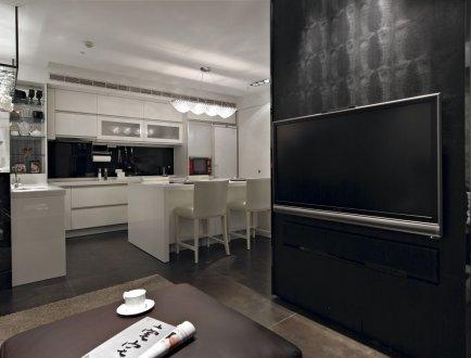 室內設計-流行時尚風:松勤路勞公館