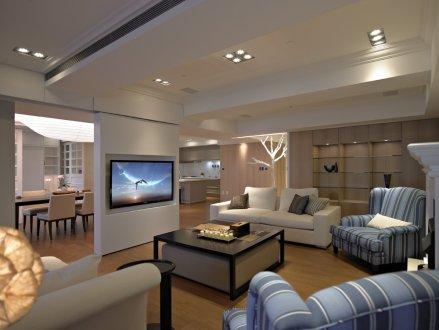室內設計-大器品味風:吉美悅洋王公館