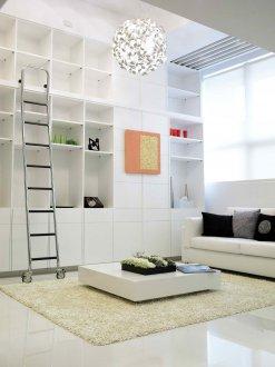 室內設計-極緻簡約風:時代廣場一