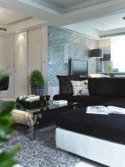 室內設計-流行時尚風:信義路戴公館