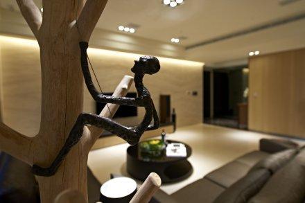 室內設計-大器品味風:上林苑洪公館