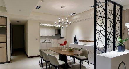 室內設計-VR風:上林苑客廳-360VR