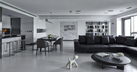 室內設計-極緻簡約風:純粹 PURE